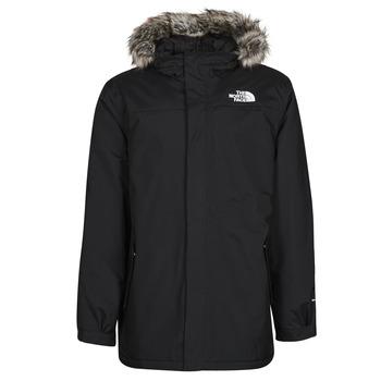 Odjeća Muškarci  Parke The North Face RECYCLED ZANECK JACKET Crna