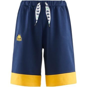 Odjeća Dječak  Bermude i kratke hlače Kappa 304S4S0Y Blu/giallo