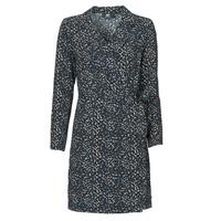 Odjeća Žene  Kratke haljine Le Temps des Cerises LEANE Blue