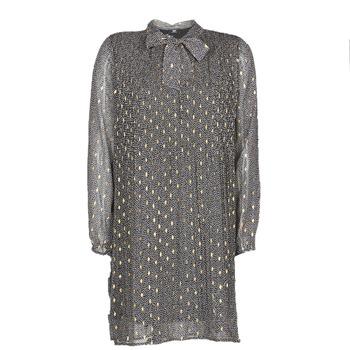 Odjeća Žene  Kratke haljine Le Temps des Cerises CHANI Siva