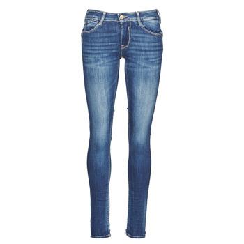 Odjeća Žene  Slim traperice Le Temps des Cerises PULP Blue