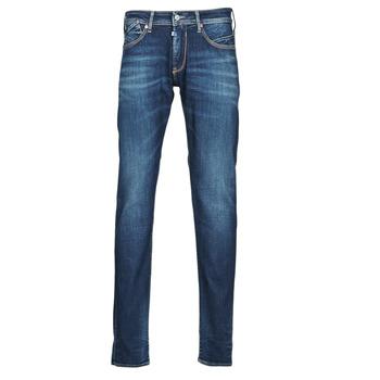 Odjeća Muškarci  Traperice ravnog kroja Le Temps des Cerises 812 BASIC Blue
