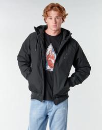 Odjeća Muškarci  Kratke jakne Volcom HERNAN 5K JACKET Crna