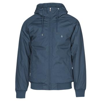 Odjeća Muškarci  Kratke jakne Volcom HERNAN 5K JACKET Blue