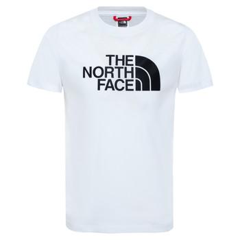 Odjeća Dječak  Majice kratkih rukava The North Face EASY TEE Bijela