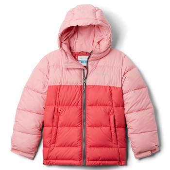 Odjeća Djevojčica Pernate jakne Columbia PIKE LAKE JACKET Ružičasta