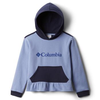 Odjeća Djevojčica Sportske majice Columbia COLUMBIA PARK HOODIE Blue