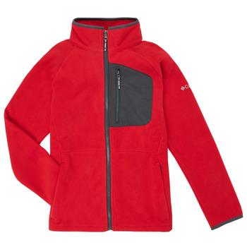 Odjeća Dječak  Flisevi Columbia FAST TREK Red