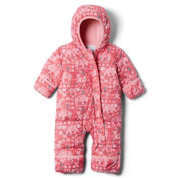 Odjeća Djevojčica Pernate jakne Columbia SNUGGLY BUNNY Ružičasta