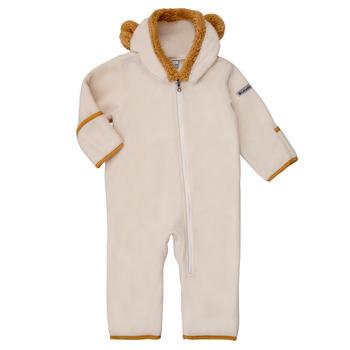 Odjeća Djeca Kombinezoni i tregerice Columbia TINY BEAR Bijela
