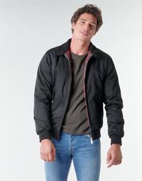 Odjeća Muškarci  Kratke jakne Harrington SINATRA Crna