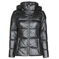 Odjeća Žene  Pernate jakne Les Petites Bombes ATHINA Crna