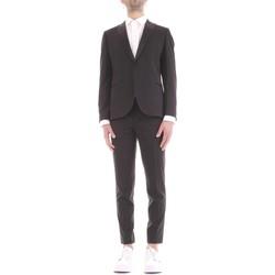 Odjeća Muškarci  Odijela Mulish YAMAHA-AB213 Nero