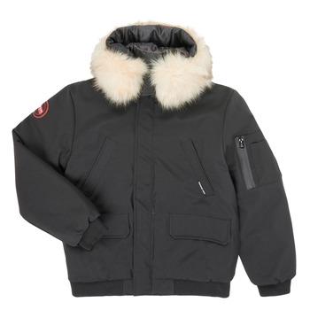 Odjeća Dječak  Kratke jakne Redskins MIAMI Crna