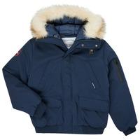 Odjeća Dječak  Kratke jakne Redskins MIAMI Blue