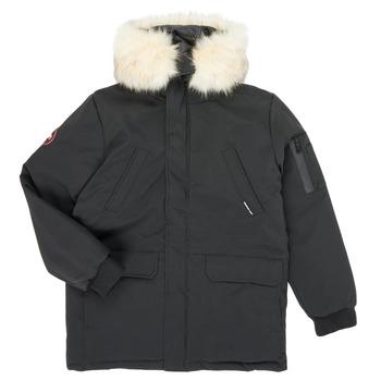 Odjeća Dječak  Parke Redskins VENISE Crna