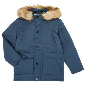Odjeća Dječak  Parke Redskins NEWYORK Blue
