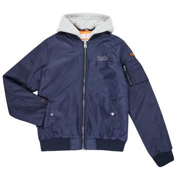 Odjeća Dječak  Kratke jakne Redskins JKAIL Blue