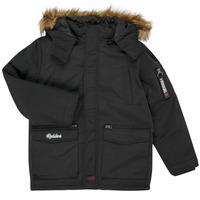 Odjeća Dječak  Parke Redskins REF-48105 Crna