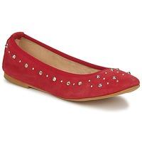 Obuća Žene  Balerinke i Mary Jane cipele Meline LUSON Red