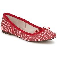 Obuća Žene  Balerinke i Mary Jane cipele Meline BALDE ROCK Red