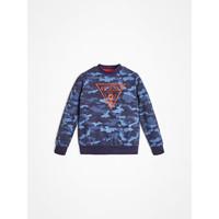 Odjeća Dječak  Sportske majice Guess L0YQ01-K82T0-PC74 Blue