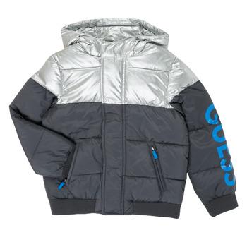 Odjeća Dječak  Pernate jakne Guess N0YL00-W7S10-PHTM Siva