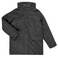 Odjeća Dječak  Pernate jakne Guess L0BL08-WDEH0-JBLK Crna