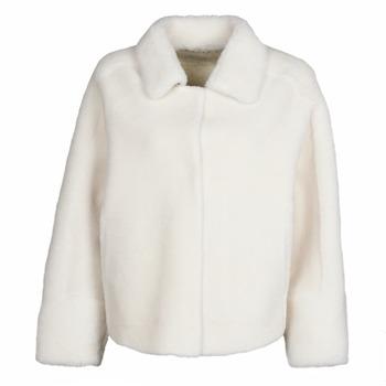 Odjeća Žene  Kratke jakne Oakwood HELEN Krem boja