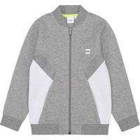Odjeća Dječak  Sportske majice BOSS J25G80 Siva