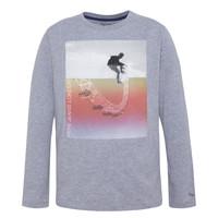 Odjeća Dječak  Majice dugih rukava Pepe jeans EDGAR Siva