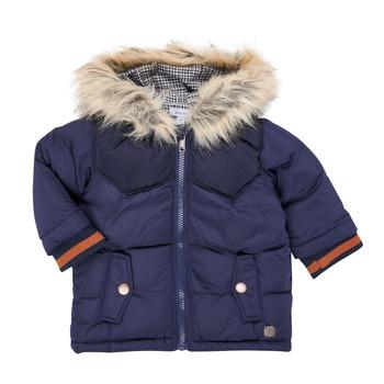 Odjeća Dječak  Parke Absorba 9R42062-04-B Blue