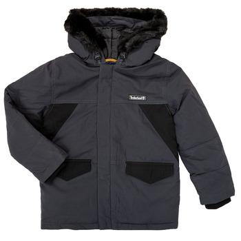 Odjeća Dječak  Parke Timberland T26525 Siva