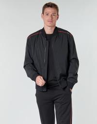 Odjeća Muškarci  Kratke jakne HUGO BRUCE2031 Crna