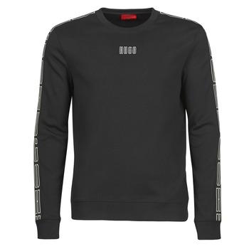 Odjeća Muškarci  Sportske majice HUGO DOBY203 Crna