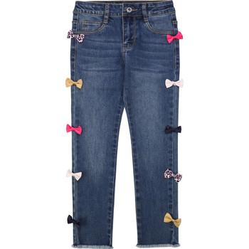 Odjeća Djevojčica Slim traperice Billieblush / Billybandit U14406 Blue