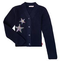 Odjeća Djevojčica Veste i kardigani Billieblush / Billybandit U15758 Blue