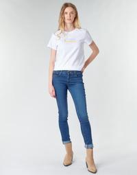 Odjeća Žene  Skinny traperice Levi's 711 SKINNY Bogota / Life