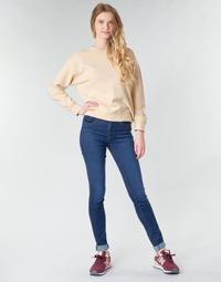 Odjeća Žene  Skinny traperice Levi's 721 HIGH RISE SKINNY Bogota / Feels