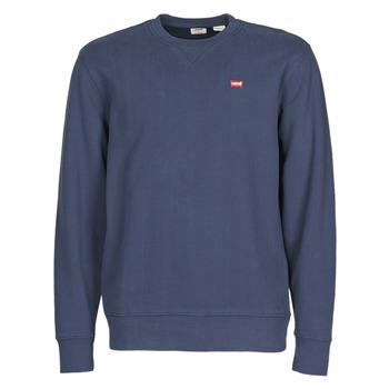 Odjeća Muškarci  Sportske majice Levi's NEW ORIGINAL CREW Blue