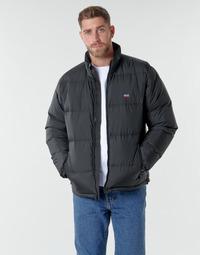 Odjeća Muškarci  Pernate jakne Levi's FILLMORE SHORT JACKET Jet / Crna