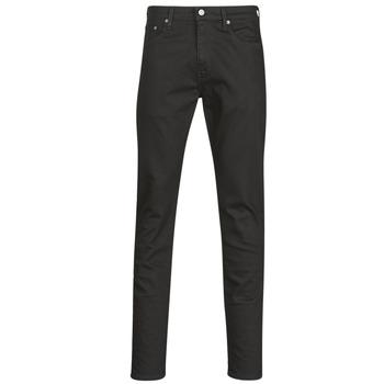 Odjeća Muškarci  Slim traperice Levi's 512 SLIM TAPER Crna