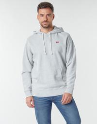 Odjeća Muškarci  Sportske majice Levi's NEW ORIGINAL HOODIE Eco / Siva