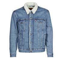 Odjeća Muškarci  Traper jakne Levi's TYPE 3 SHERPA TRUCKER Blue
