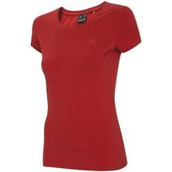 Odjeća Žene  Majice kratkih rukava 4F TSD001 Red