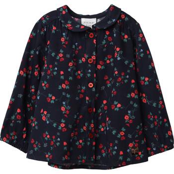 Odjeća Djevojčica Topovi i bluze Carrément Beau Y95234 Blue