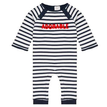 Odjeća Dječak  Kombinezoni i tregerice Carrément Beau Y94188 Multicolour