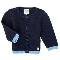 Odjeća Djevojčica Veste i kardigani Carrément Beau Y95230 Blue