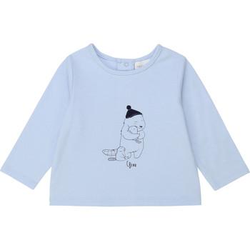 Odjeća Dječak  Majice dugih rukava Carrément Beau Y95249 Blue