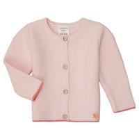 Odjeća Djevojčica Veste i kardigani Carrément Beau Y95225 Ružičasta